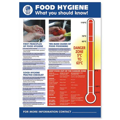 kitchen regulation poster | Health And Safety At Work ...