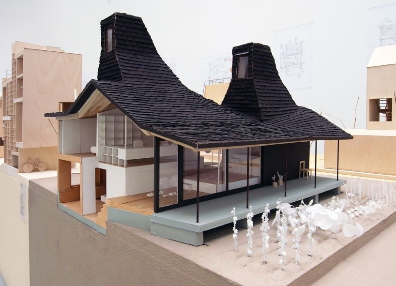 Atelier bow wow at venice architecture biennale 2010 for Bow house plans