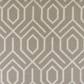 David Hicks Nigel Carpeting In Putty