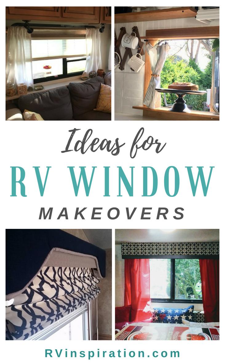44 Best Decorating Rv Camper Makeover Rv Windows Camper Makeover Camper Windows