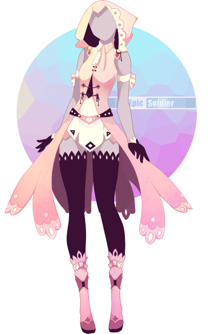 Outfit adoptable 56 (OPEN!!) by Epic-Soldier.deviantart.com on @DeviantArt