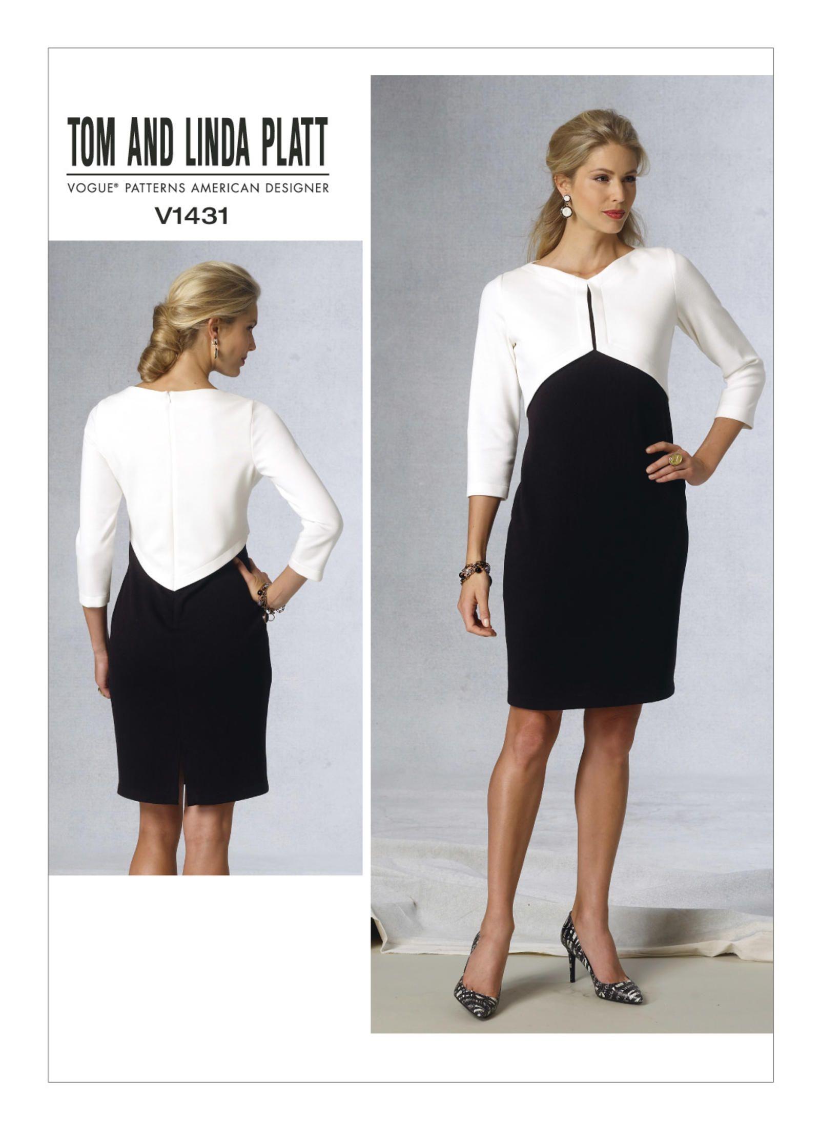 V1431   Vogue Patterns