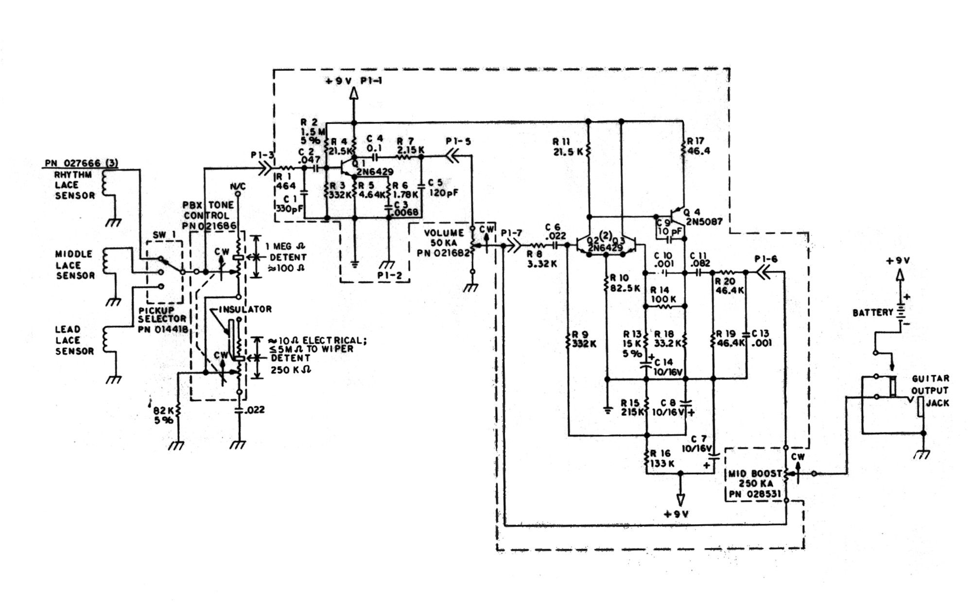 standard jazz bass wiring diagram