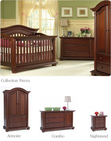 New Baby Cache Heritage CHERRY available at BRU | Nursery ...