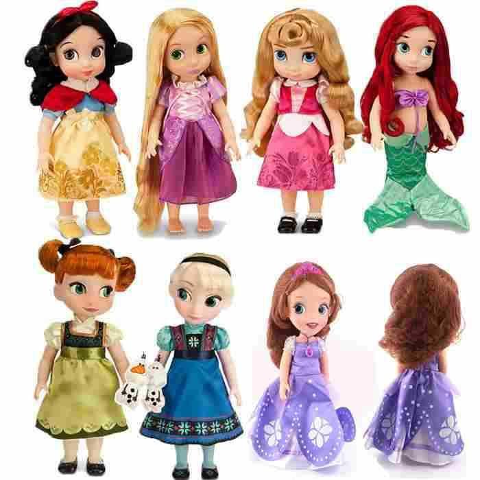 Princesse animateurs sharon poup e princesse sofia snow - Princesse sofia et ariel ...