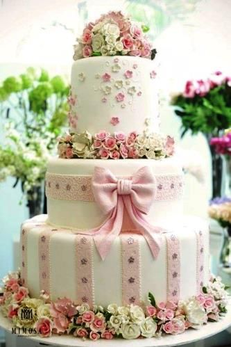 12 pretty pastel colored wedding cakes 15 anos cake and pastel 12 pretty pastel colored wedding cakes one charming day thecheapjerseys Images