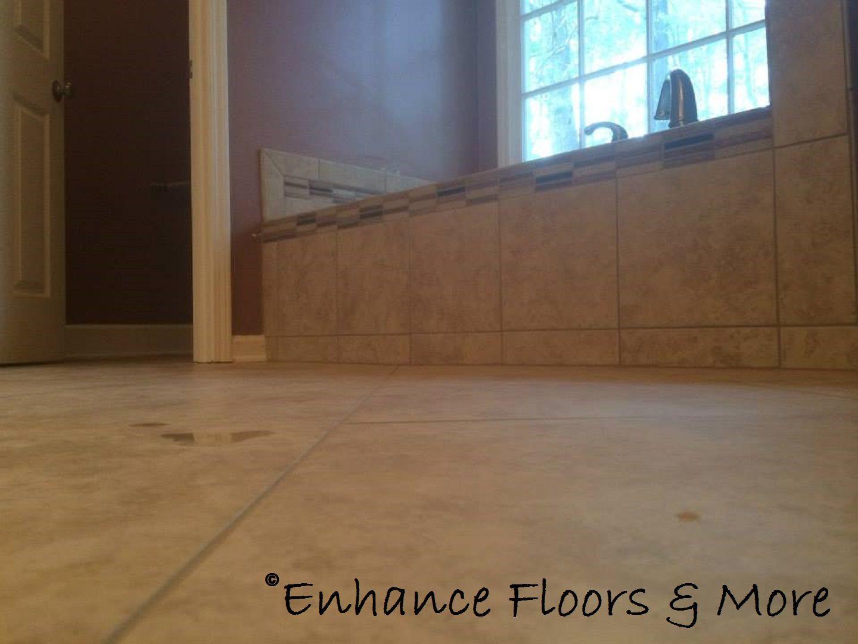 Floor Tile Mohawk Flooring Risalto Color Crema 18 X 18 Installed