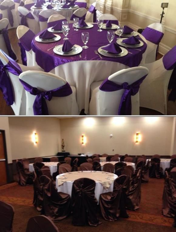 For Wedding Reception Decorations Try Party On A Budget This Linen
