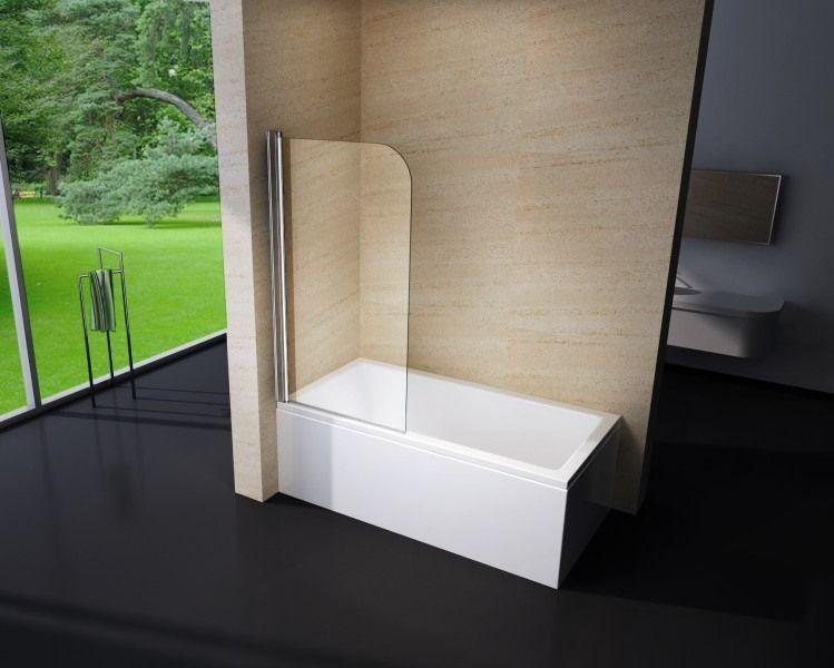 Duschtrennwand Badewanne Badewanne Duschabtrennung