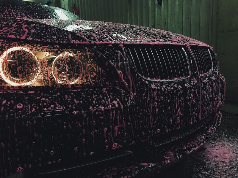 Having a professional CarWash is the surest way to make