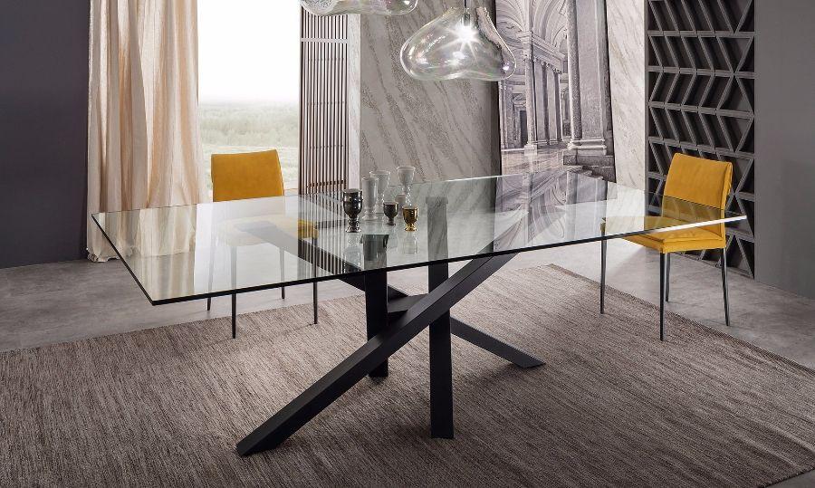 Tavolo Riflessi ~ Table shangai big by riflessi shanghai big solid wood extendable