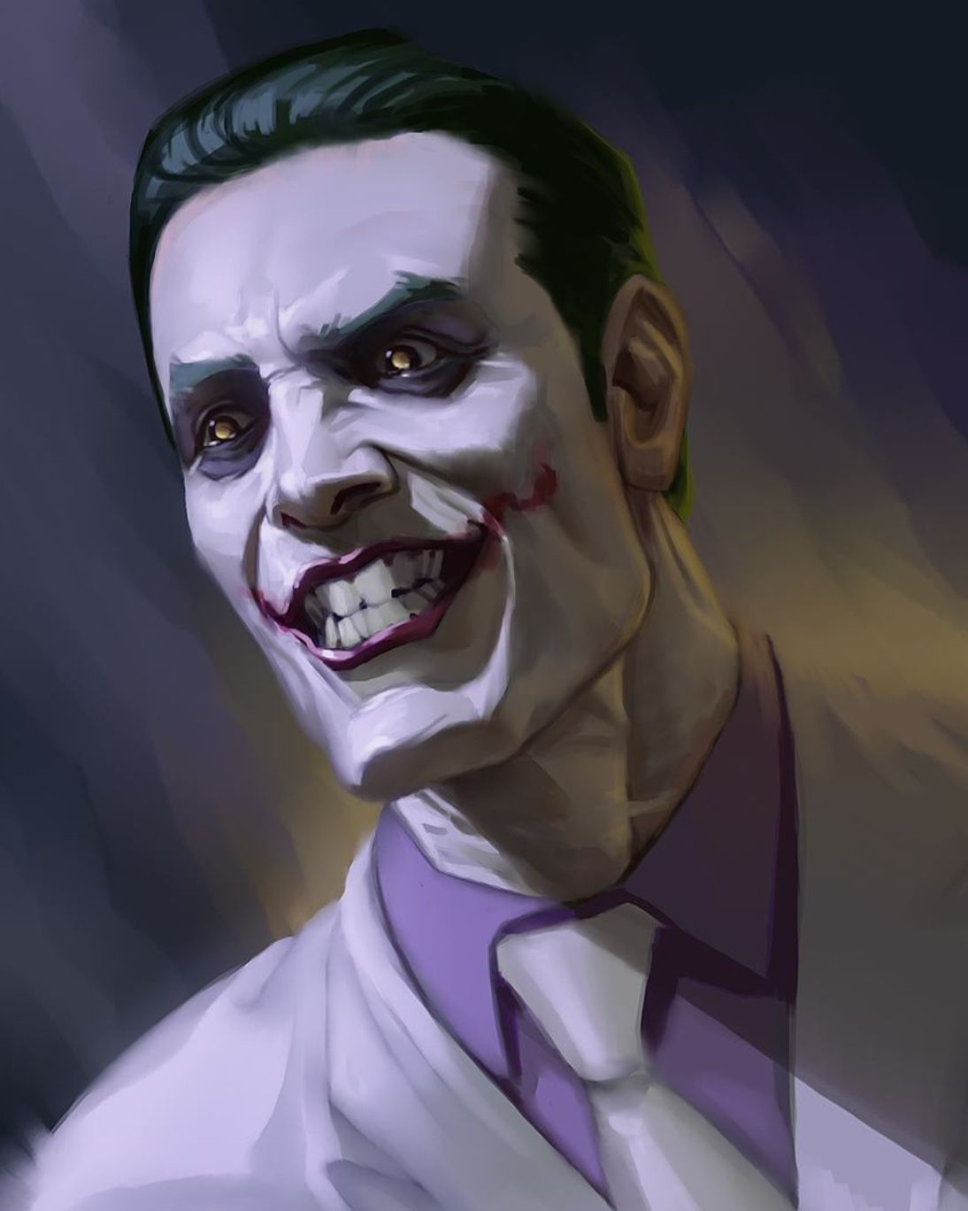 The Joker by Johnny Morrow #comicbooks