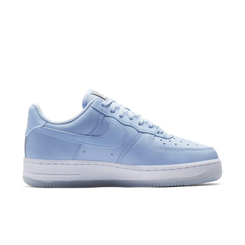 air force 1'07 essential blanche et or femme