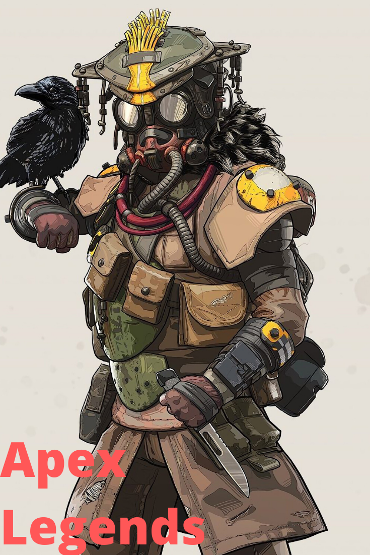 Apex Legends Ps4 Gaming Bloodhound Legend Apex