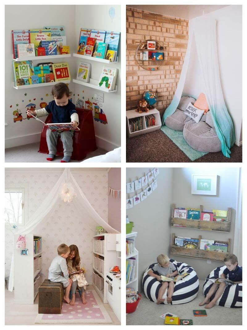 Resultado De Imagen De Rincón Lectura Infantil Rincón De Lectura Decoración De Unas Rincon
