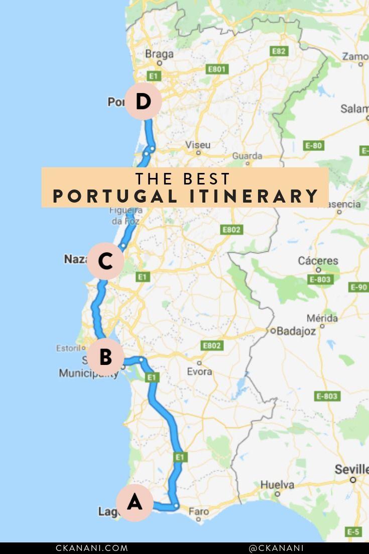The Best Portugal Itinerary — ckanani luxury travel & adventure