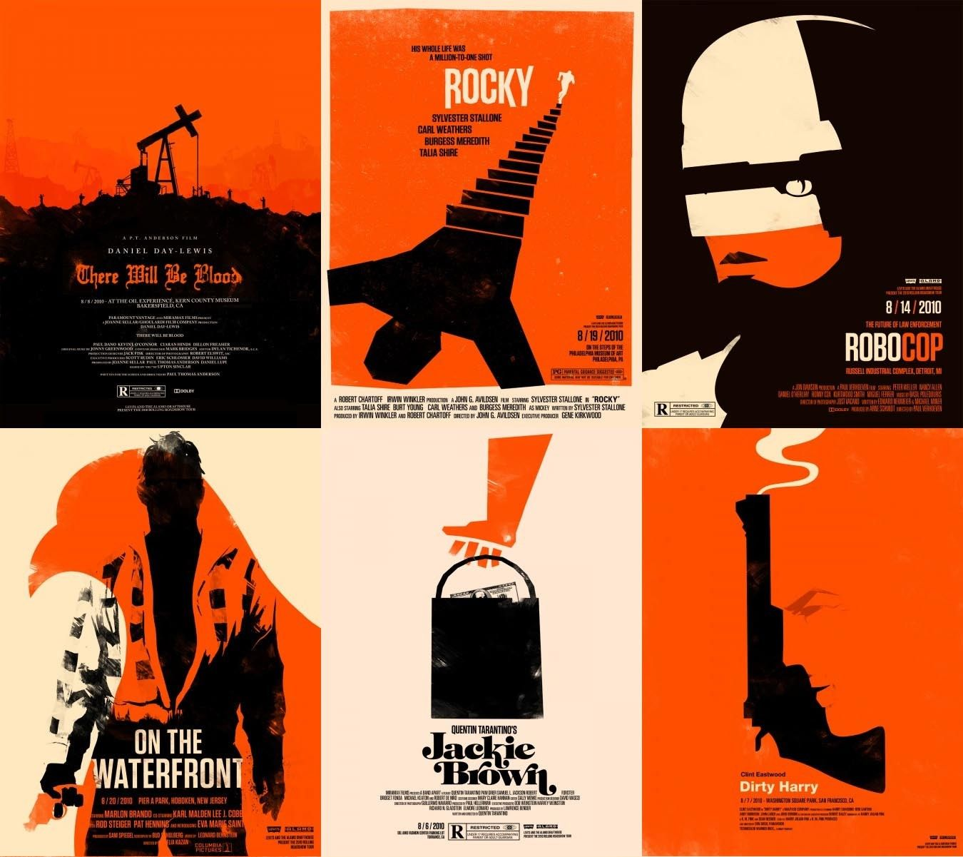 Poster design process - Creative Poster Designs By Bevlak