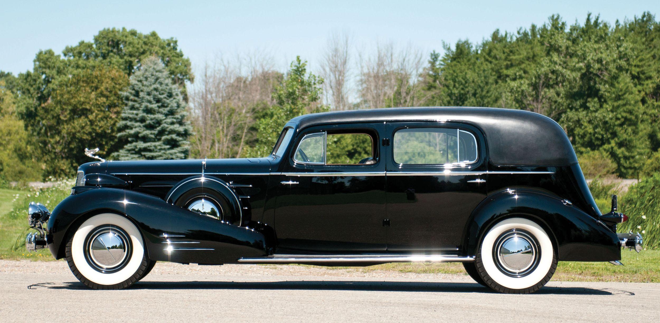 MGM Studios-owned 1937 Cadillac V-16 Custom Imperial Cabri ...