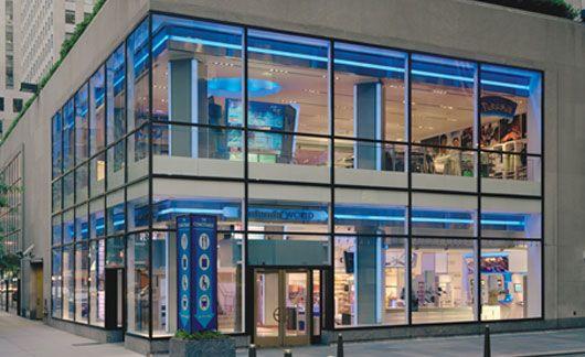 Nintendo World Storefront10 Rockefeller Plaza New York, NY 10020 On ...