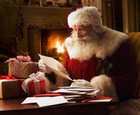 I've written my letter to Santa.......here's hoping coz I've been REALLY good this year  ;)  #MyChristmasStory