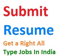 Submit Resume India Submit Resume Provide Jobs Like Software Jobs
