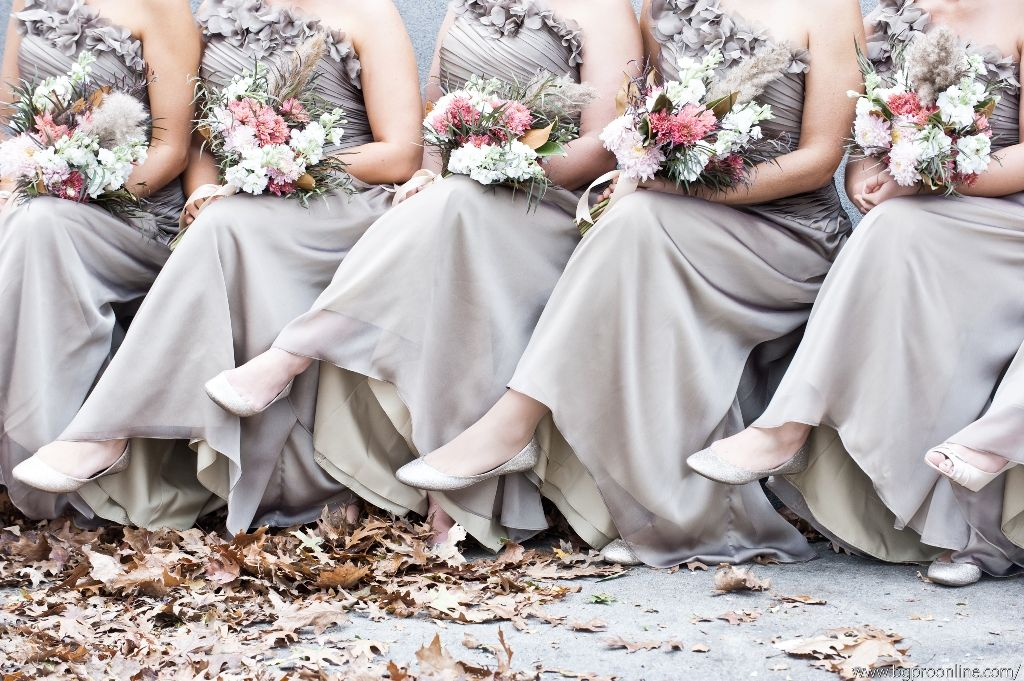 November bridesmaid bouquets bridal bouquets pinterest for Bridesmaid dresses for november weddings