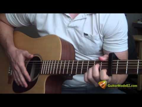 ▷ One Republic Counting Stars Guitar Tutorial - YouTube | Let\'s ...