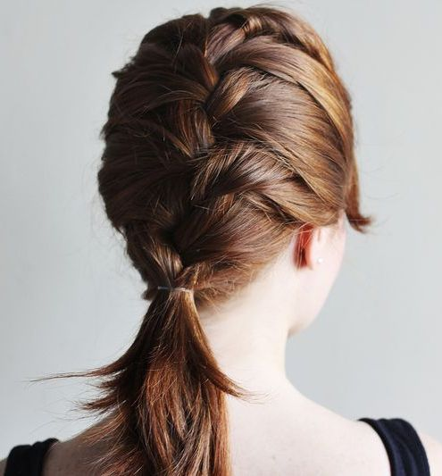 Most Popular Braided Hairstyles 2015 for Girls