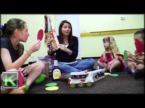 In this video Korrespondent Brittany Cascone tackles one of the biggest problems with parenthood,getting your children to eat healthy. Traffic Light Eating is one of the solutions to this problem.