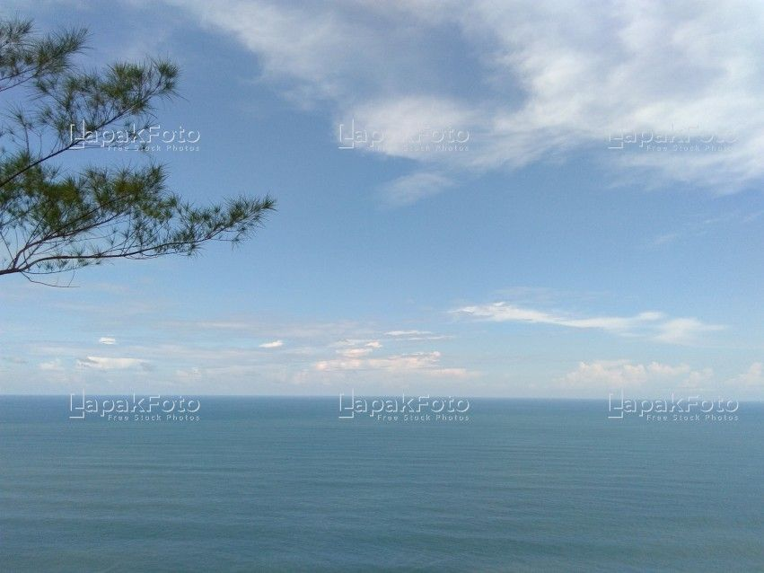 Pemandangan Pantai Di Atas Bukit Hud Photo Stock Photos Free Stock Photos