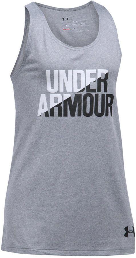 4efe3f64a6f4e Under Armour Softball Tank Top