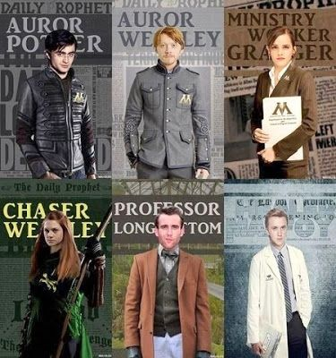 Hogwarts Alumni: Harry Potter Cast Jobs