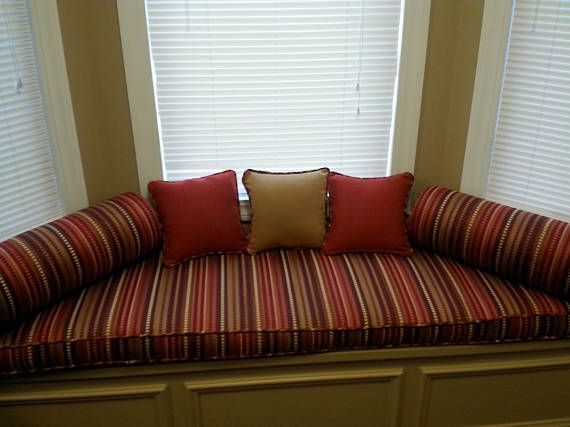 Window Bench Cushion Cover85 25 X 44 25 X Window Benches Window Seat Cushions Bench Cushions