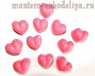 Видео мастер-класс по мыловарению: Мыло-сердечки своими руками