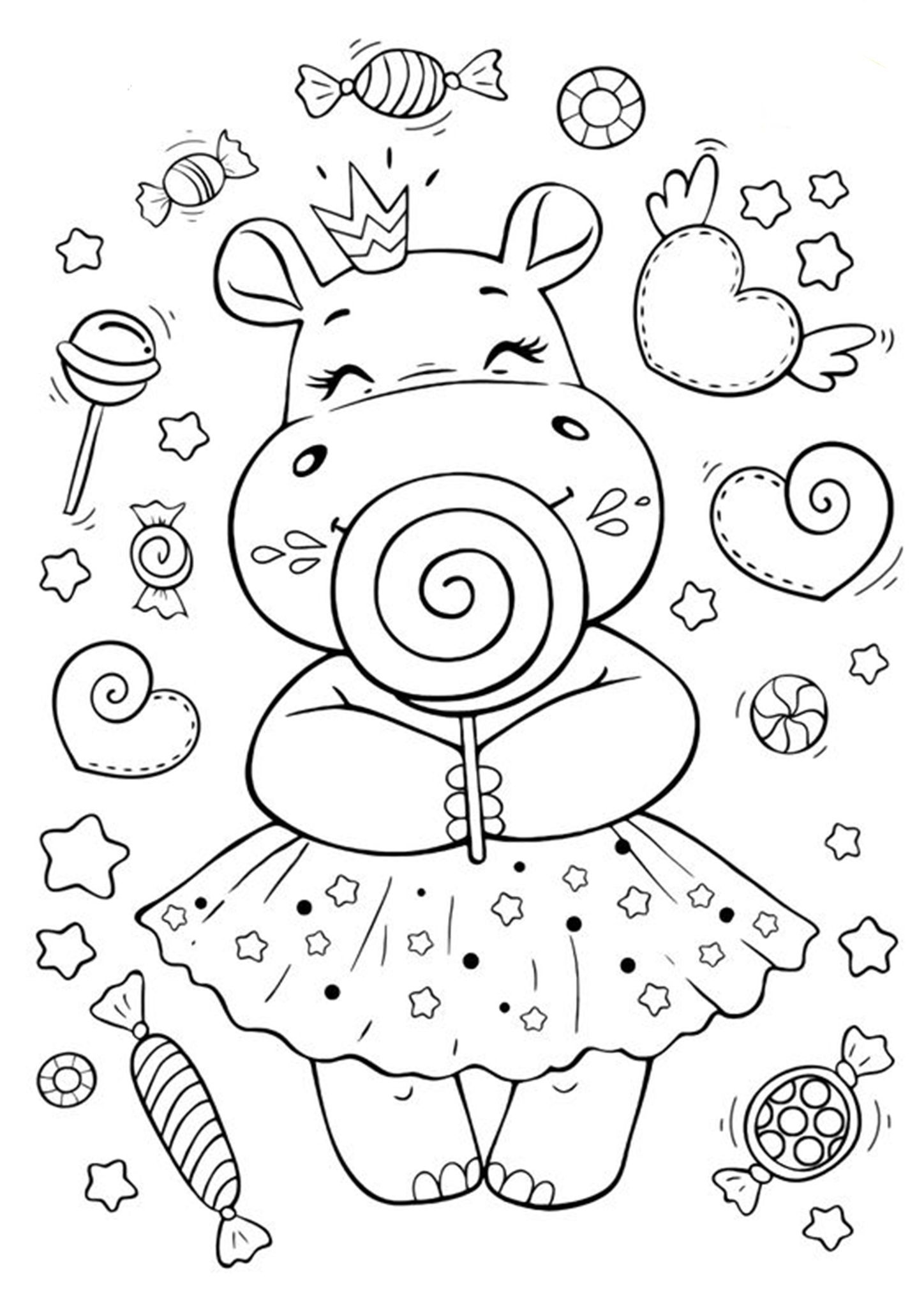 Pin On Dessert Amp Food Coloring Pages