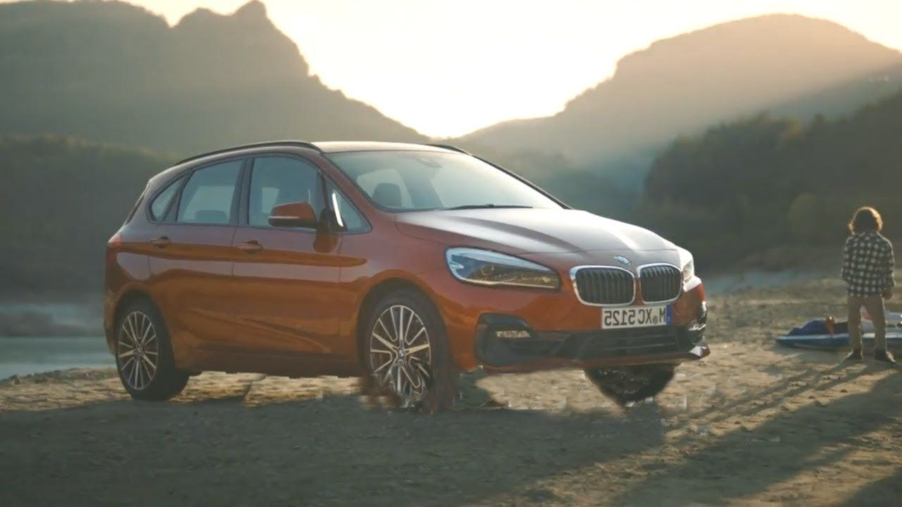 The New Bmw 2 Series Active Tourer Ready For Everything Active Everything Ready Series Tourer In 2020 New Bmw Bmw 2 Bmw