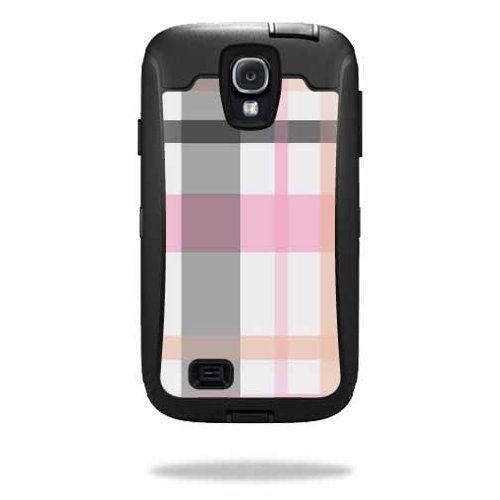 MightySkins Protective Vinyl Skin Decal Cover for OtterBox Defender Samsung Galaxy S4 Case Sticker Skins Plaid MightySkins http://www.amazon.com/dp/B00FAPT33K/ref=cm_sw_r_pi_dp_xvChub0YVZBRP
