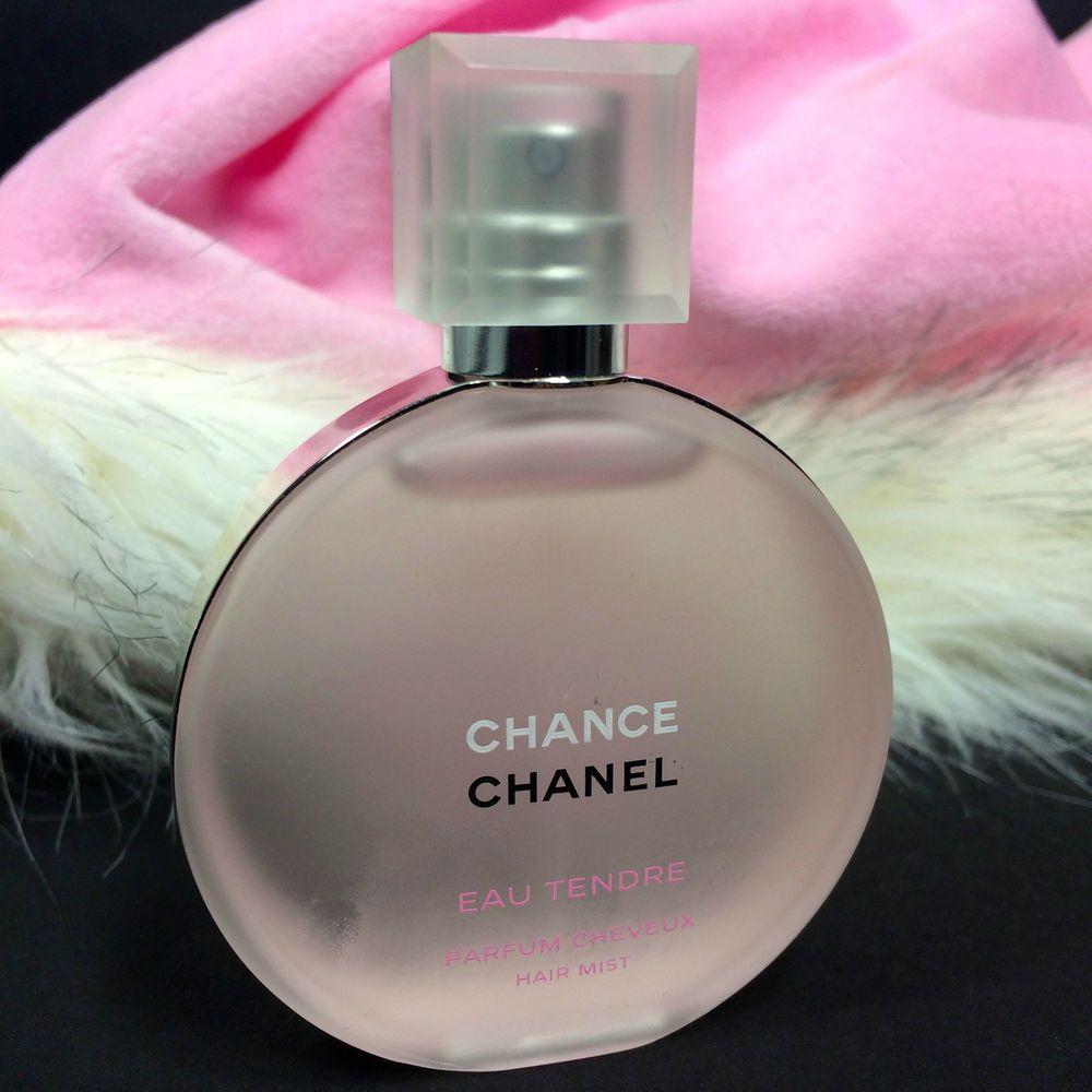 Chanel Chance Eau Tendre Parfum Cheveux Hair Mist 1 2 Fl Oz New Fragrance Hair Mist Fragrance Mists