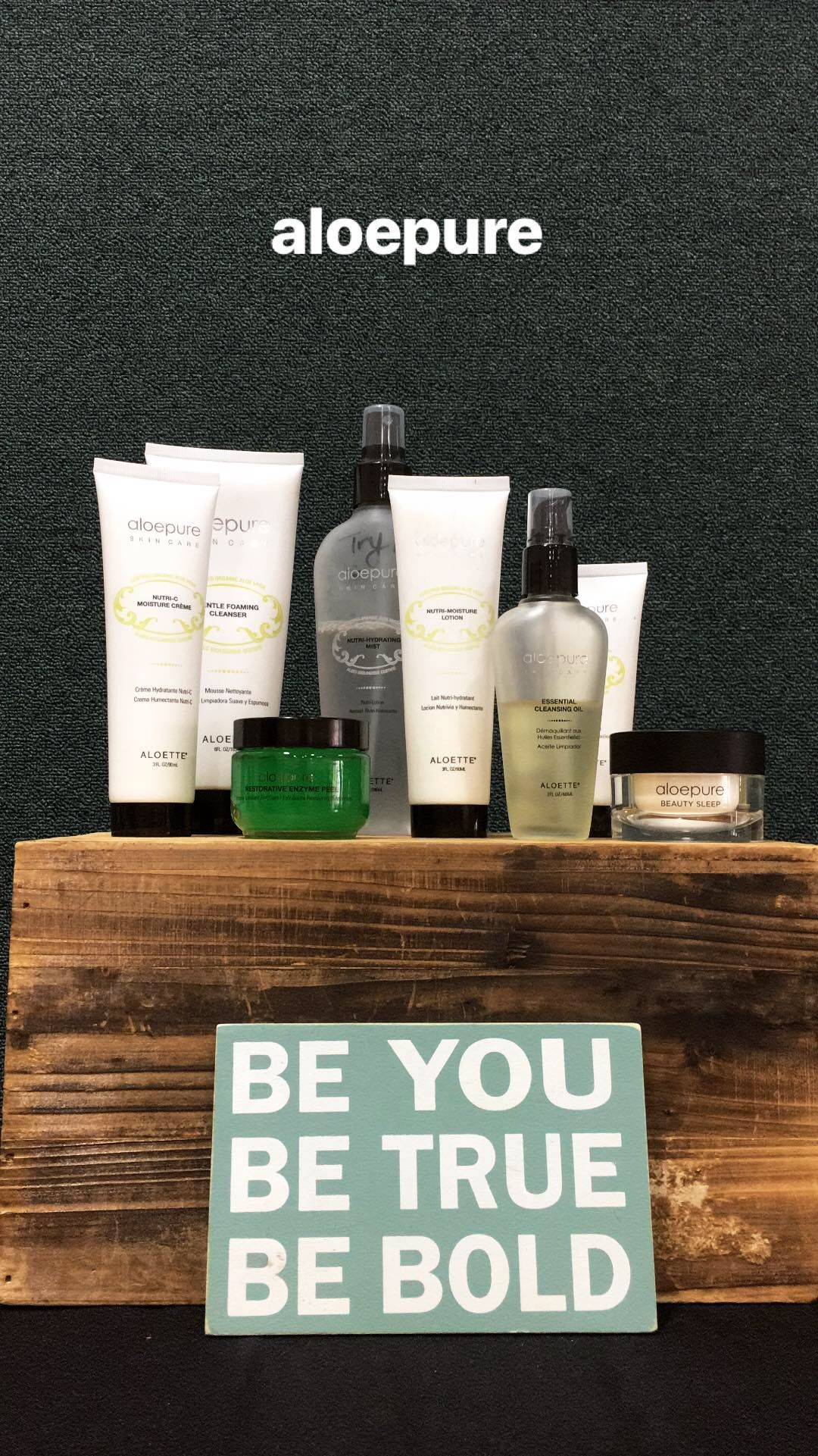 Revive Tired Skin And Keep The Effects Of Aging At Bay With The Aloepure Plus Package Designed To Pr Cruelty Free Skin Care Aloe Vera Skin Care Skin Care Quiz