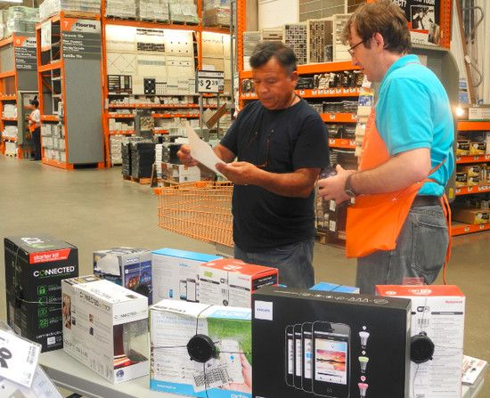 Home Depot Hires Dedicated Home Automation Director