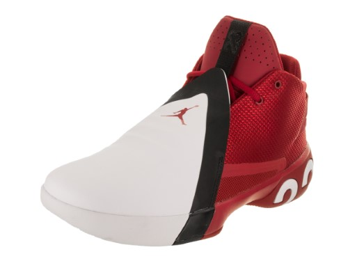 bd8c4652a3f42 Nike Jordan Men's Jordan Ultra Fly 3 Basketball Shoe, Gym Red/White ...