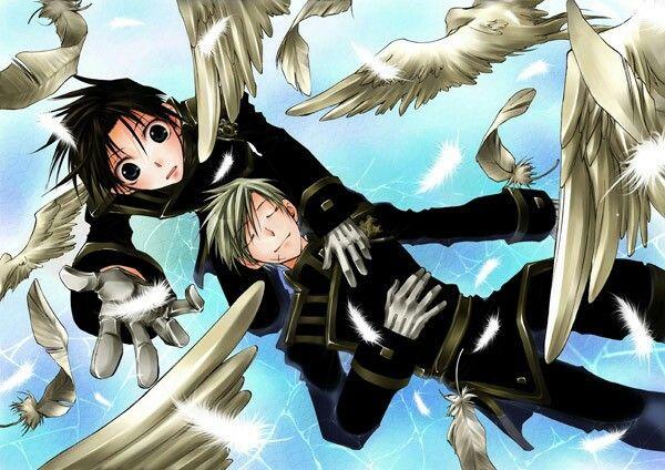 Teito und Mikage