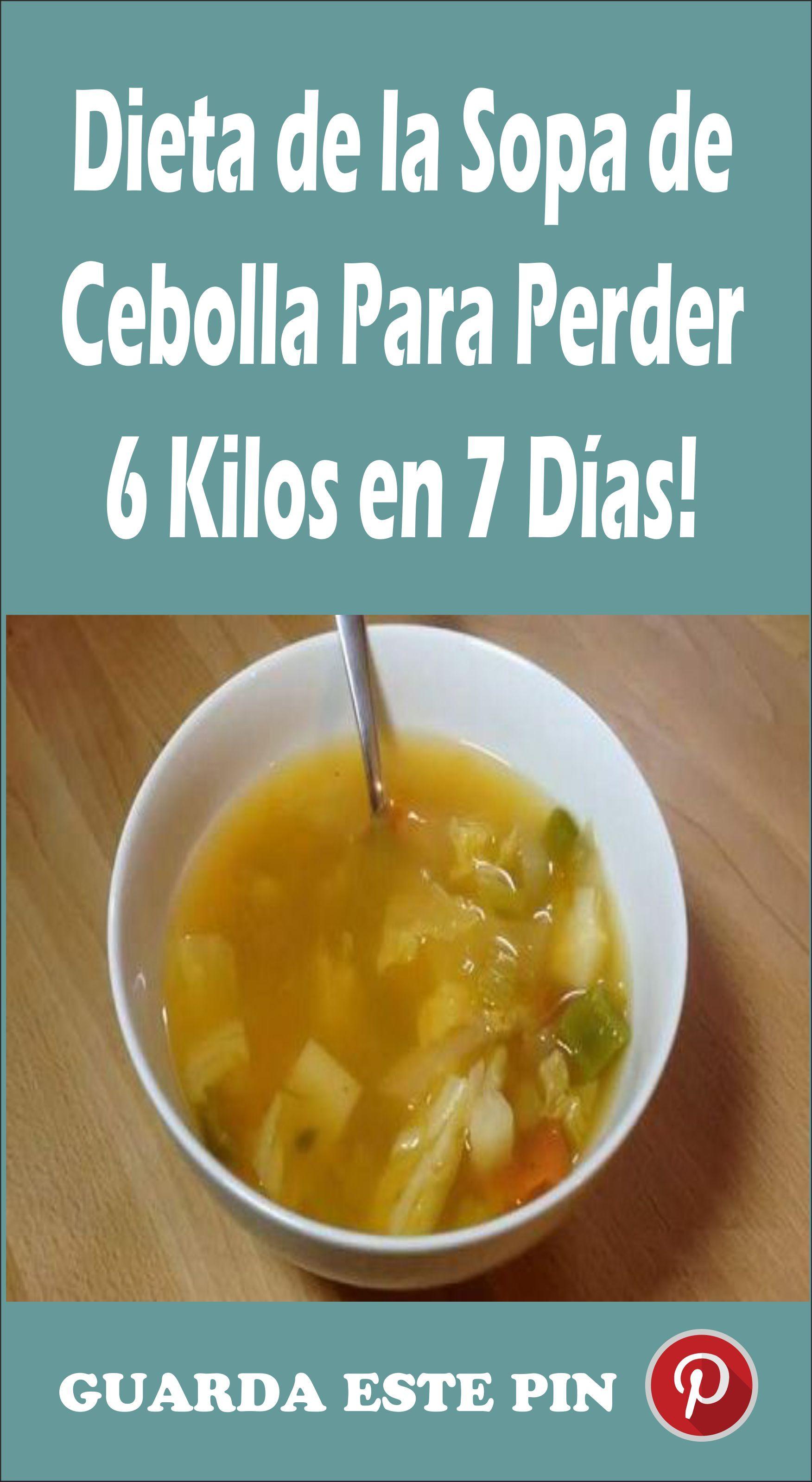 Dieta De La Sopa De Cebolla Para Perder 6 Kilos En 7 Días Dieta De La Sopa Sopa De Cebolla Sopa Para Adelgazar