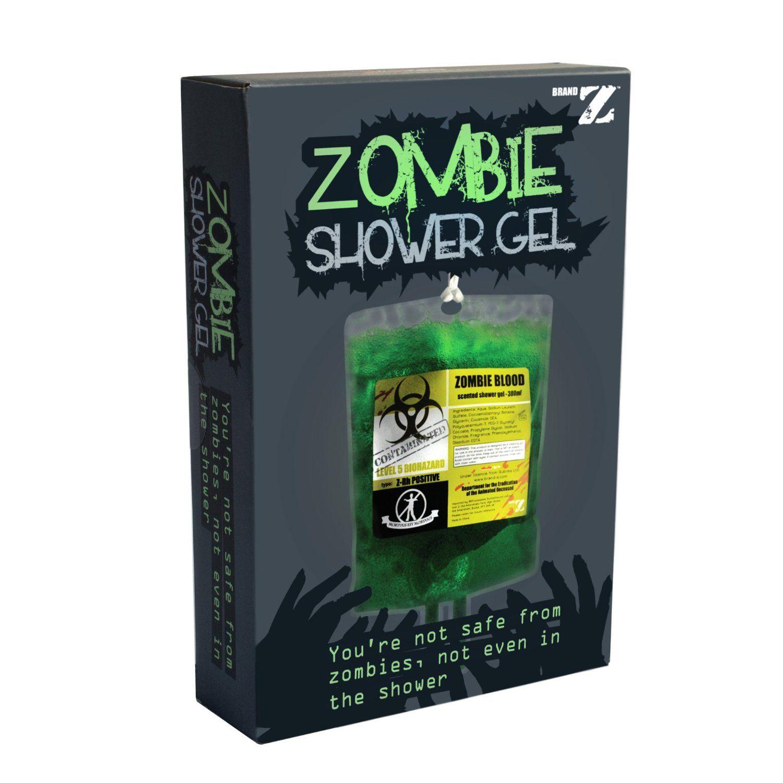 BBTradesales Zombie Duschgel II, 1er Pack (1 x 380 ml): Amazon.de: Parfümerie & Kosmetik