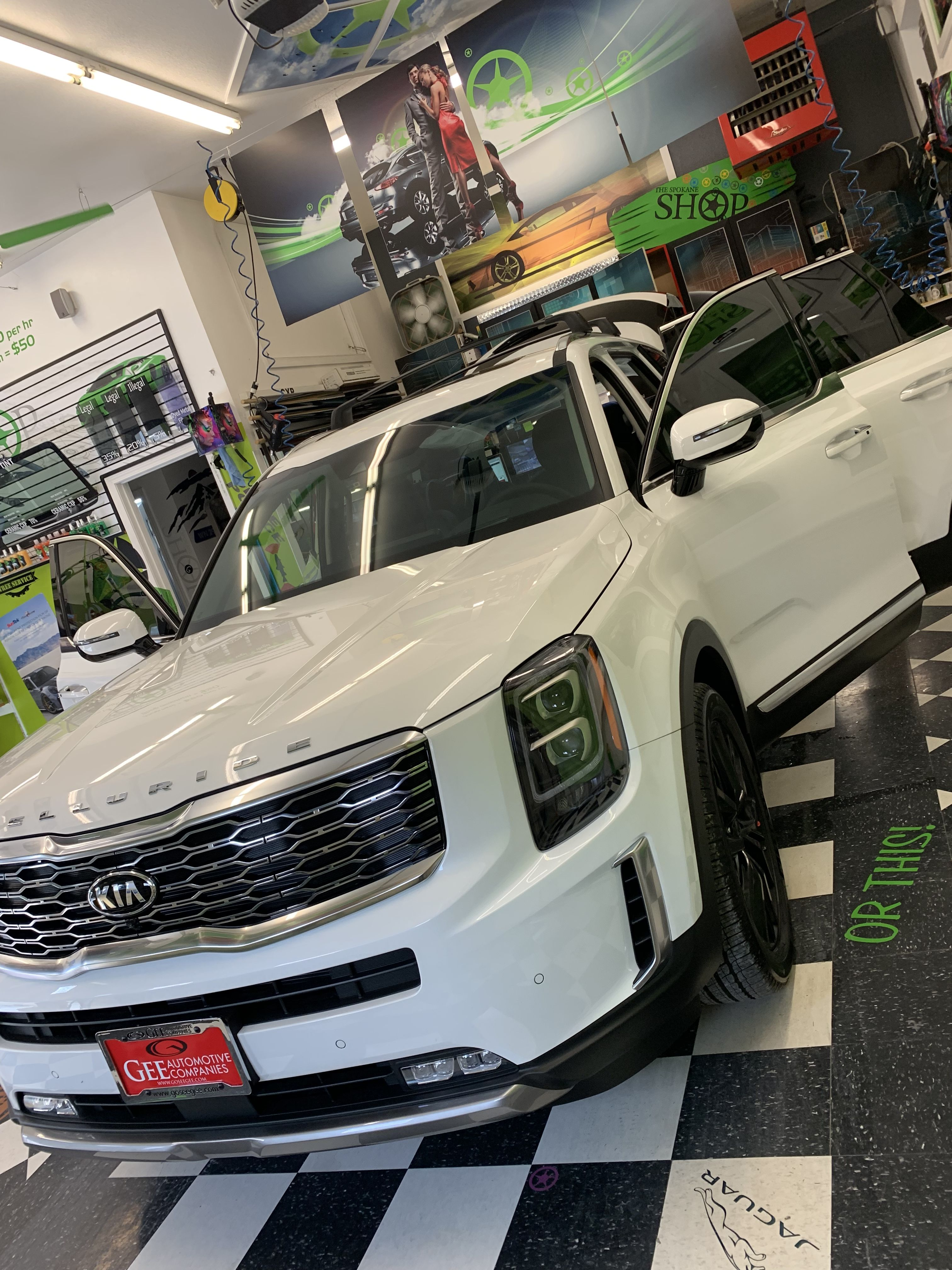 Another Brand New Telluride This One Got Our Mind Blowing Package