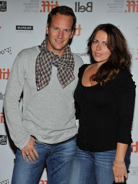 Dagmara Dominczyk and Patrick Wilson