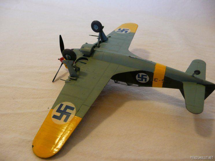 Morane Saulnier MS 406 MS-311