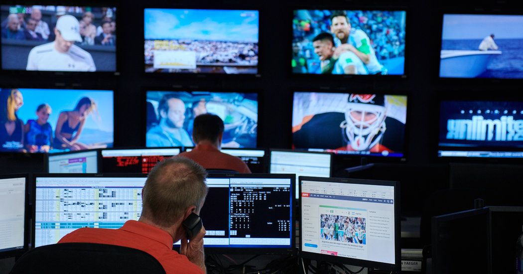 When Sports Betting Is Legal, the Value of Game Data Soars