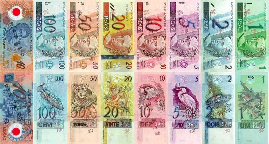 Brazil Currency The Brazilian Real Is
