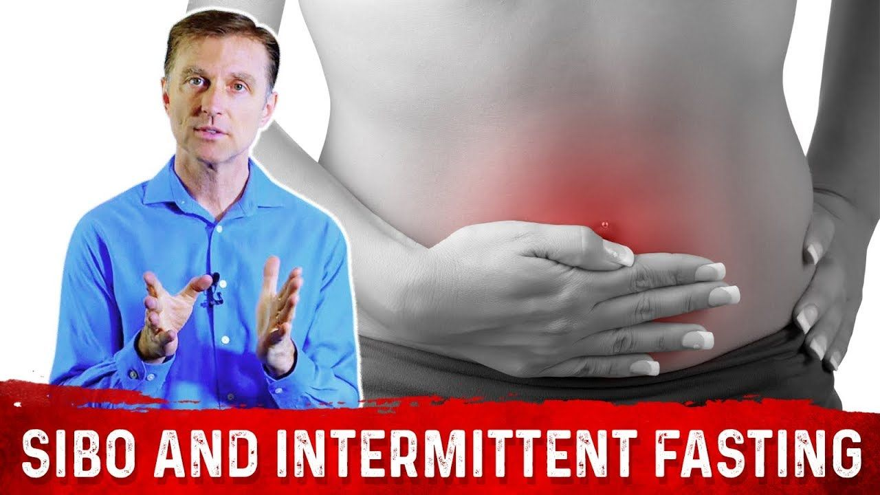 In this video i talk about sibo and intermittent fasting